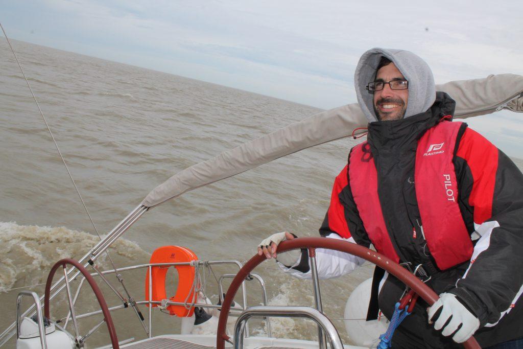 Zeiljacht huren met schipper in Nieuwpoort