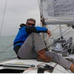 Teambuilding op een zeilboot zeilboot huren Nieuwpoort België