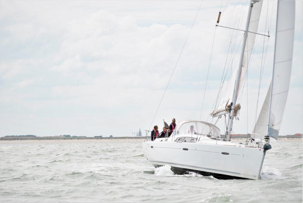 Home zeilboot huren Nieuwpoort België