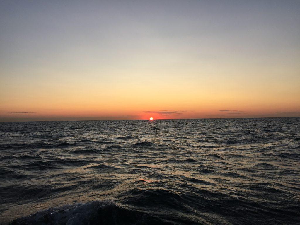 Geplante Segeltörns zeilboot huren Nieuwpoort België