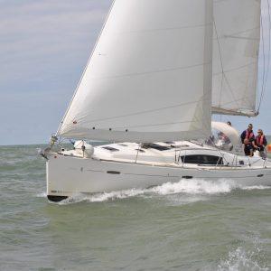 Zeilboot charteren in Nieuwpoort