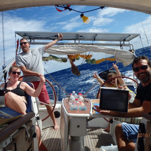 Zeilboot huren groep Nieuwpoort