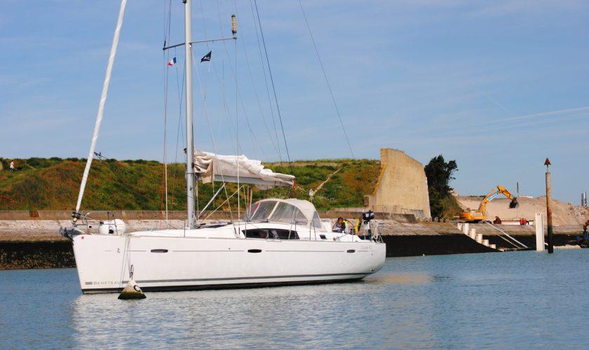 charteren bareboat nieuwpoort